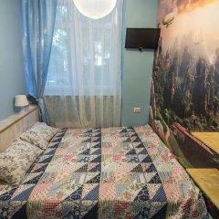 Light Dream Hostel Номер Делюкс с различными типами кроватей фото 3
