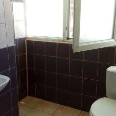Отель Burgas Rooms and Studios ванная