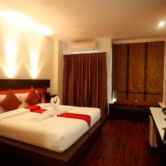 Отель Suvarnabhumi Suite 4* Улучшенный номер фото 3