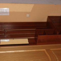 Гостиница Шансон 3* Стандартный номер двуспальная кровать фото 5