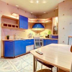 Апартаменты на Ленсовета 88 Апартаменты с различными типами кроватей фото 8