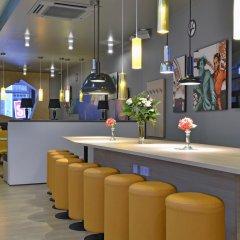 Отель B&B Hotel Leipzig-City Германия, Лейпциг - отзывы, цены и фото номеров - забронировать отель B&B Hotel Leipzig-City онлайн гостиничный бар