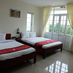 Отель Champa Hoi An Villas 3* Стандартный семейный номер с двуспальной кроватью фото 2