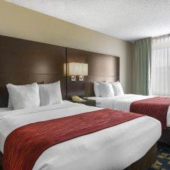 Отель Comfort Inn & Suites near Universal Orlando Resort комната для гостей фото 3