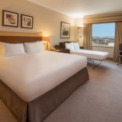 Отель Hilton Glasgow комната для гостей фото 4