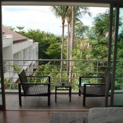 Отель The Park Samui балкон
