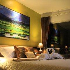 Отель The Guide Hometel 2* Номер Делюкс разные типы кроватей фото 7