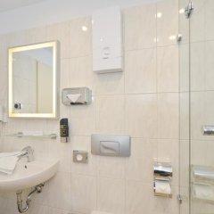 Отель AMC Apartments Berlin Германия, Берлин - 2 отзыва об отеле, цены и фото номеров - забронировать отель AMC Apartments Berlin онлайн ванная