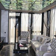 Отель Penthouse in Republic Square Улучшенные апартаменты с различными типами кроватей фото 22