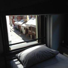 The Hub Hostel Кровать в общем номере с двухъярусной кроватью фото 10