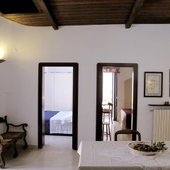 Отель Trullo Vecchio Olivo Альберобелло комната для гостей фото 3