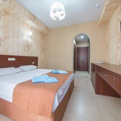 Гостиница Atrium Lux 3* Номер Делюкс с двуспальной кроватью фото 14