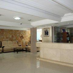 Отель Appart Hotel Nezha Марокко, Танжер - отзывы, цены и фото номеров - забронировать отель Appart Hotel Nezha онлайн интерьер отеля фото 2