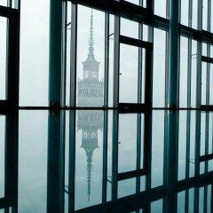 Отель InterContinental Warsaw балкон
