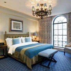 Отель The St. Regis Washington, D.C. 5* Улучшенный номер с различными типами кроватей