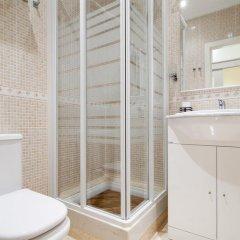 Отель Friendly Rentals Génova Испания, Мадрид - отзывы, цены и фото номеров - забронировать отель Friendly Rentals Génova онлайн ванная