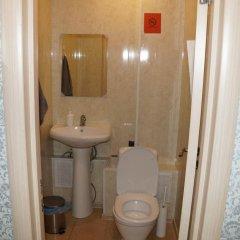 Хостел Обской Кровати в общем номере с двухъярусными кроватями фото 11