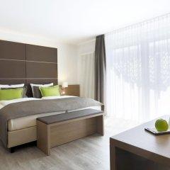Lindner Hotel Airport 4* Номер Эконом с различными типами кроватей фото 4