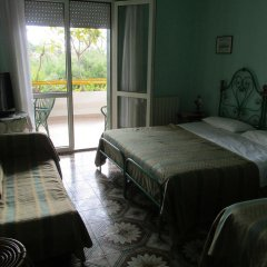 Отель Conchiglia Verde Италия, Сироло - отзывы, цены и фото номеров - забронировать отель Conchiglia Verde онлайн комната для гостей фото 3