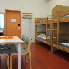 Stadion Hostel Helsinki Кровать в мужском общем номере с двухъярусными кроватями фото 4