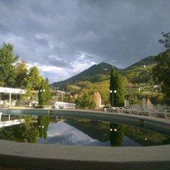 Отель Merlin Park Resort Тирана бассейн фото 2