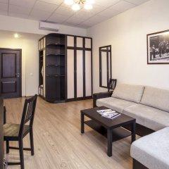 Гостиница Петервиль 3* Люкс разные типы кроватей фото 4