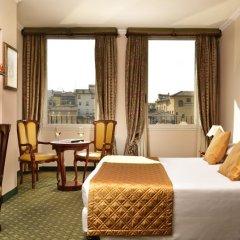 Отель Berchielli 4* Стандартный номер с различными типами кроватей фото 5