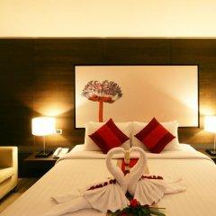 I Residence Hotel Silom 3* Номер Делюкс с различными типами кроватей фото 18