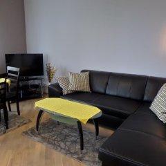 Отель Apartamenty Silver Premium Варшава комната для гостей