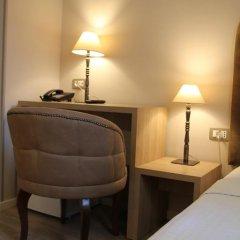 Hermes Tirana Hotel 4* Стандартный номер с различными типами кроватей фото 9
