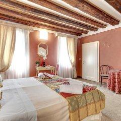 Отель Alloggi Al Gallo 2* Стандартный номер с различными типами кроватей фото 3