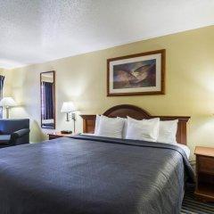 Отель Econo Lodge Кингсвилль комната для гостей фото 2