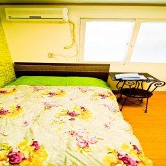 Отель Kimchee Hongdae Guesthouse Стандартный номер с двуспальной кроватью фото 2