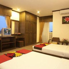 Royal Panerai Hotel 3* Номер Делюкс с различными типами кроватей фото 5