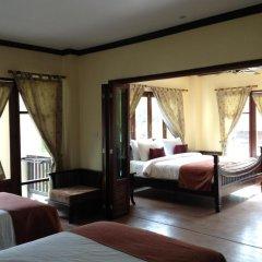 Отель Seashell Resort Koh Tao 3* Семейный номер Делюкс с двуспальной кроватью фото 7