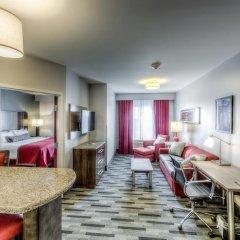 Отель Staybridge Suites University Area Osu 3* Люкс с различными типами кроватей фото 8