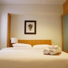 Отель Ratchadamnoen Residence 3* Улучшенные апартаменты с двуспальной кроватью фото 8