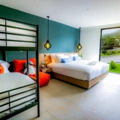 Отель MAI HOUSE Patong Hill 5* Стандартный номер с различными типами кроватей фото 4