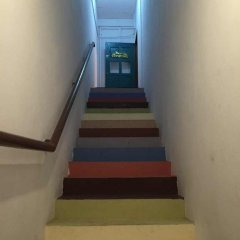 Atine Semporna Backpackers Hostel II интерьер отеля