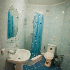 Гостиница Снежный барс Домбай 3* Стандартный номер с двуспальной кроватью фото 8