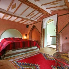 Отель Ecolodge Bab El Oued Maroc Oasis интерьер отеля
