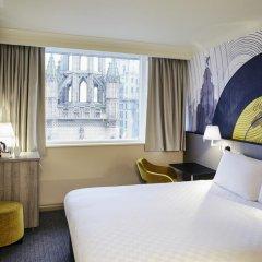 Mercure Liverpool Atlantic Tower Hotel 4* Стандартный номер с различными типами кроватей фото 4