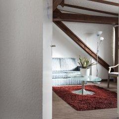 Olympia Hotel Zurich 3* Полулюкс с различными типами кроватей фото 12