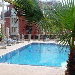 Отель VIP CLUB Dolphin Coast Болгария, Солнечный берег - отзывы, цены и фото номеров - забронировать отель VIP CLUB Dolphin Coast онлайн бассейн