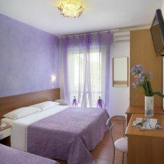 Отель Albicocco Италия, Риччоне - отзывы, цены и фото номеров - забронировать отель Albicocco онлайн комната для гостей фото 5