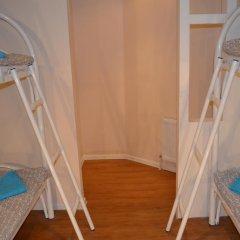 Hostel Nochleg Кровать в женском общем номере с двухъярусной кроватью фото 11
