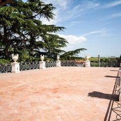 Отель Villa Strampelli спортивное сооружение