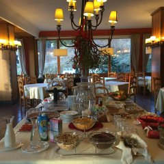 Hotel Edelweiss Candanchu питание
