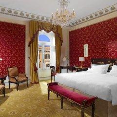 Отель The Westin Excelsior, Rome 5* Номер Делюкс