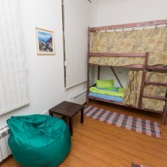 Хостел EveRest Кровать в общем номере фото 14